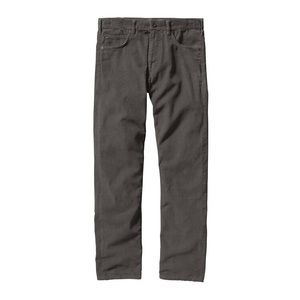Patagonia Corduroy Pants Straight Fit Gray 38x32